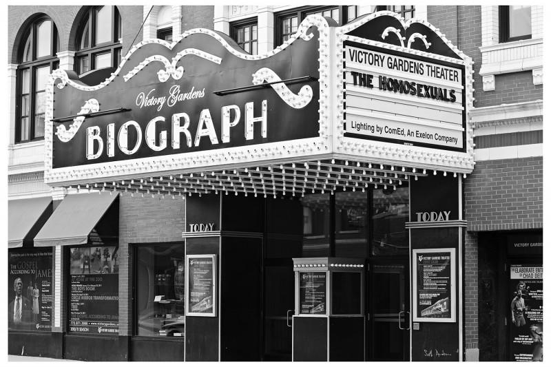 Homosexuals at Biograph
