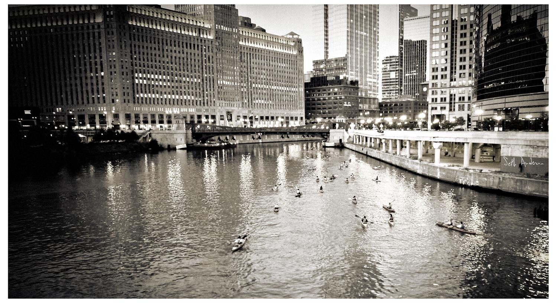 Meditation Upon a River
