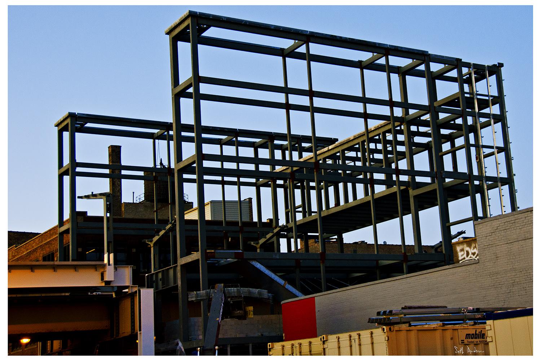 Morgan Station - under construction