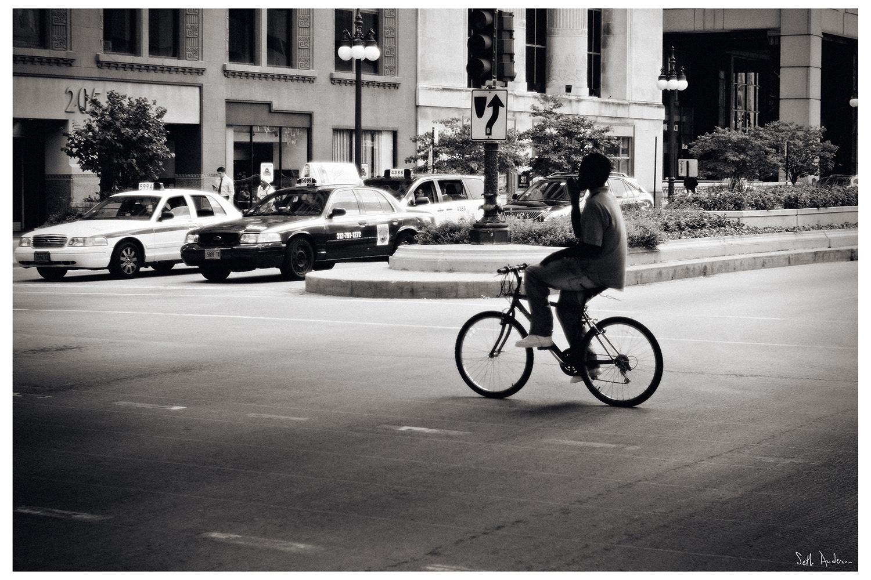 Smoking and Biking