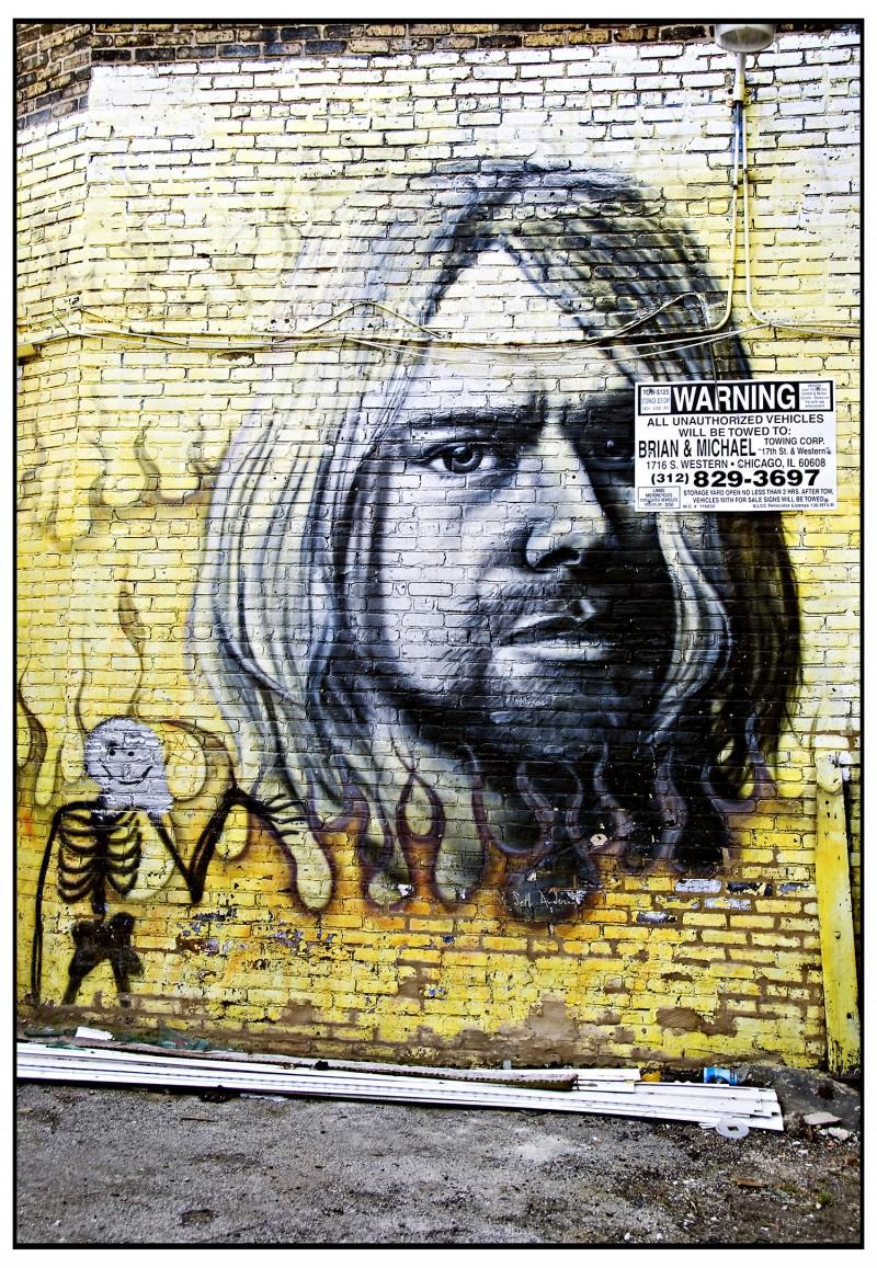 Towing Kurt Cobain