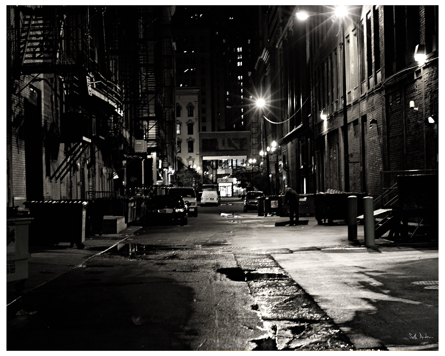 All Poems Are Accidents Alley Night Nocturne B12 Photos