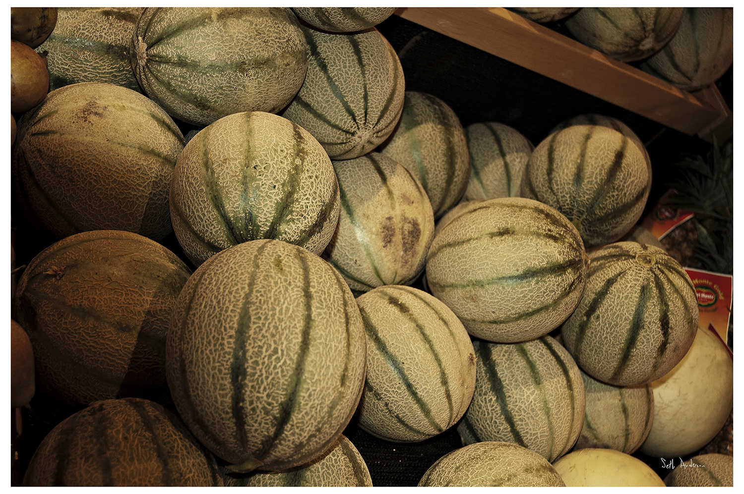 How About Those Melons