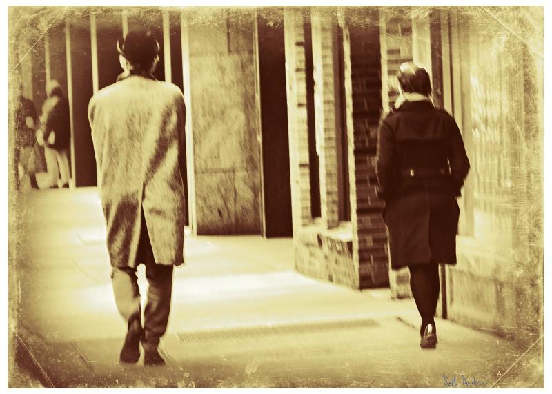 Walking Alone