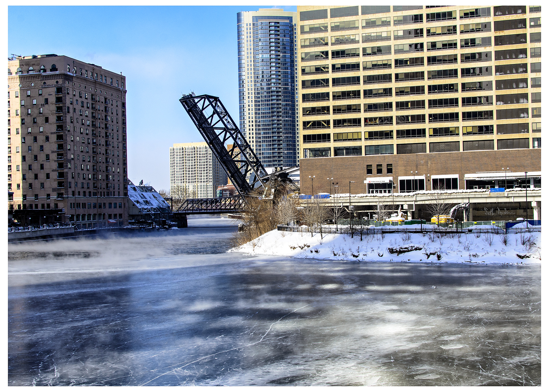 Wintery Wolf Point