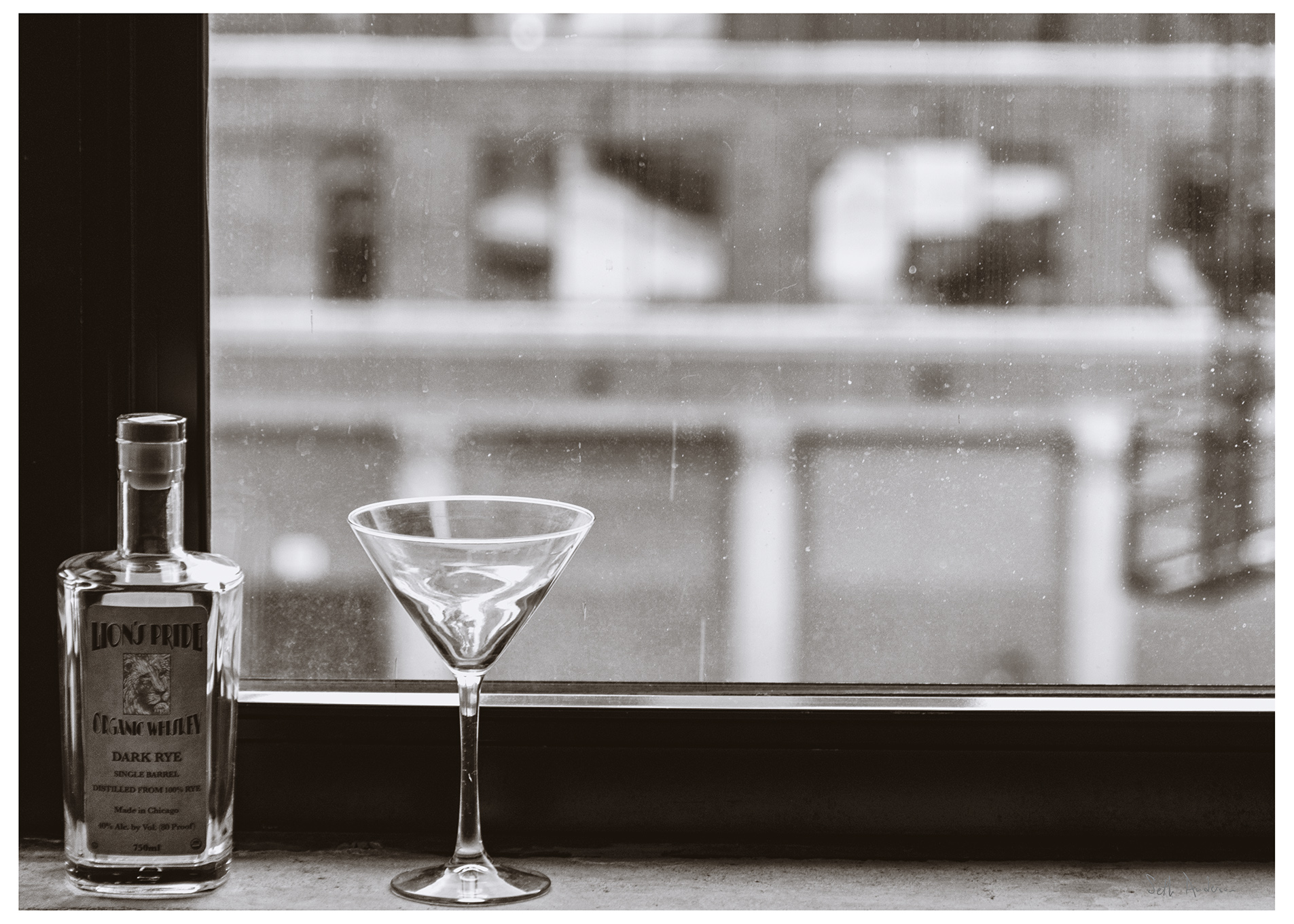 Ghosts of Manhattans Pasts