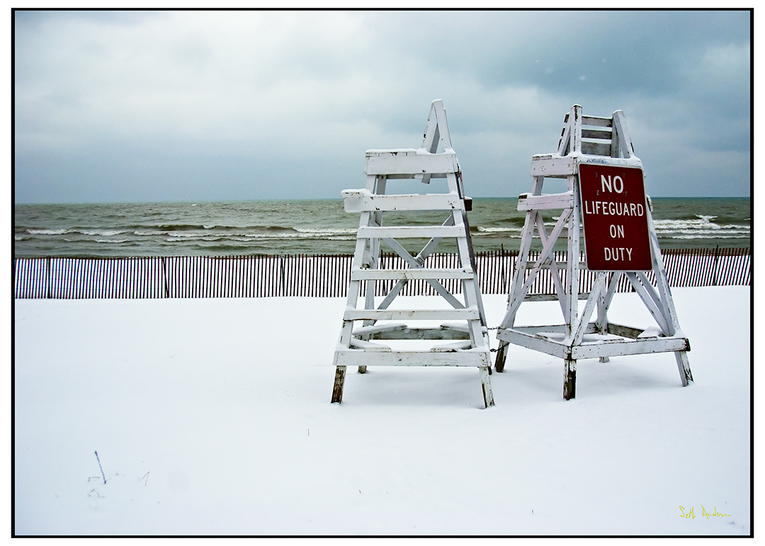 No Lifeguard On Duty - Velvia