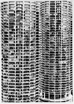 Overlooked In Haste - Bertrand Goldberg's Marina City