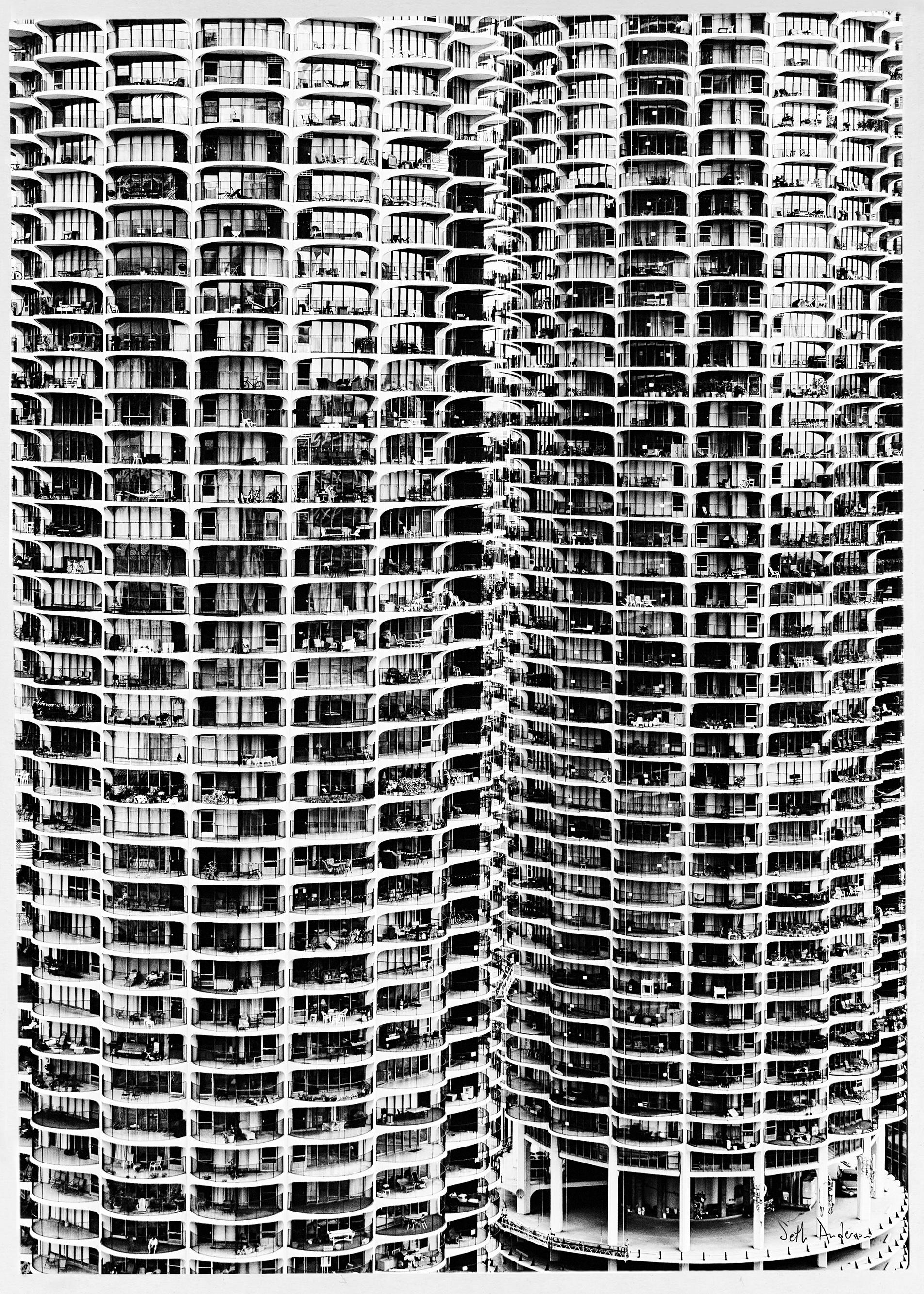Overlooked In Haste - Bertrand Goldberg's Marina City