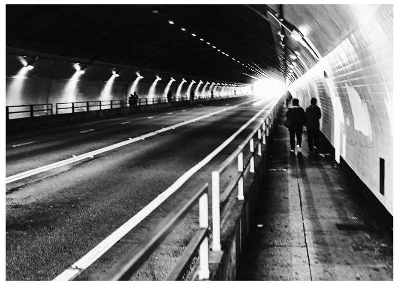 Stockton Street Tunnel